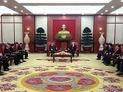Promotion de la coopération entre le Vietnam et le Laos