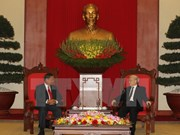 Vietnam-Laos: coopération resserrée entre les deux partis