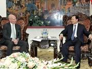 Le Vietnam s'engage à promouvoir les négociations en vue de la conclusion du TPP