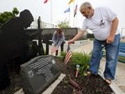 Vétérans vietnamiens et américains cultivent leurs liens