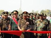 Le Vietnam aide le Cambodge à construire le siège du Commandement de l'Artillerie