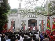 Fête du Temple des rois fondateurs Hung 2015 fin avril