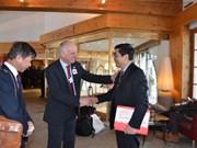 Les succès de l'agriculture vietnamienne présentés au forum de Davos