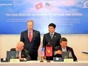 Les USA entrouvrent leur ciel aux compagnies du Vietnam