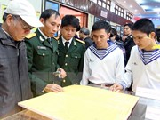 Souveraineté : exposition sur les archipels de Hoang Sa et Truong Sa à Hoa Binh