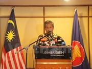 Malaisie : conférence de presse sur l'AMM Retreat