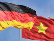Ouverture de l'Année de célébration des 40 ans des relations Vietnam-Allemagne