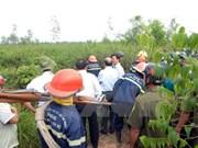 Crash de l'hélicoptère militaire : confirmation de l'identité des corps des victimes