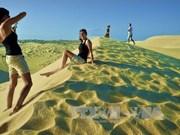 L'afflux de touristes étrangers en hausse de 6,6 % en janvier