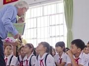 4.000 enfants vietnamiens bénéficient du projet «Kids Read»