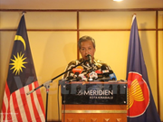 Conférence de presse sur l'AMM Retreat en Malaisie
