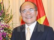 Le président de l'AN : Solidarité, Renouveau, Développement rapide et durable du pays