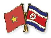 Célébration des 65 ans des relations Vietnam-RPD de Corée
