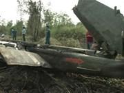 Un problème technique à l'origine du crash de l'hélicoptère militaire