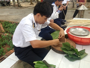 Truong Sa : le Têt attendu de pied ferme sur l'île de Son Ca