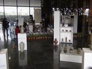Ouverture de l'exposition «La céramique vietnamienne contemporaine»