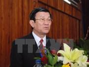 Truong Tan Sang : le Vietnam, un pays politiquement stable