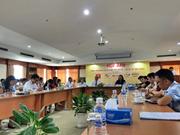 Hô Chi Minh-Ville : foire florale printanière de Phú My Hung 2015