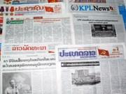 La presse du Laos exalte la force du Parti communiste du Vietnam