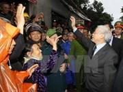 À Quang Binh, le chef du Parti invite à valoriser les atouts