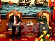 Défense : doper la coopération Vietnam - Etats-Unis