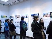 """Exposition """"Architecture d'utopie"""" à Hanoi"""