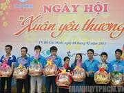 """""""Printemps d'amour"""" à Ho Chi Minh-Ville"""