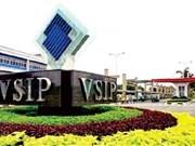 Plus de 8,7 milliards de dollars dans les ZI de Bac Ninh