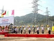 Aide japonaise pour le projet d'agrandissement de la centrale de Da Nhim