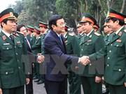 Le président formule ses voeux du Têt à Nghe An