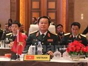 Armée: approfondir la coopération entre le Vietnam et des pays aséaniens