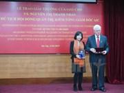 Une scientifique vietnamienne honorée par la Russie
