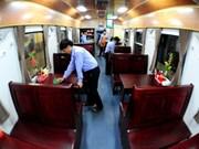 Mise en service de trains Nord-Sud 5 étoiles