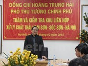 Hanoi transformera des déchets industriels en électricité