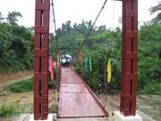 Plus de 4.000 ponts construits dans les régions démunies