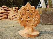 Le palais de trois rois Trân localisé à Thai Binh