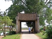 Vu Kiêm Ninh, l'homme qui préserve les portes des villages à Hanoi