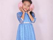 Une fillette surdouée pour les chants giao duyên