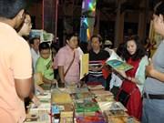 HCM-Ville : Ouverture du Festival du livre du Tet de la Chèvre