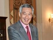 Sympathie au Premier ministre singapourien Lee Hsien Loong