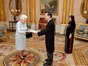 Approfondissement du partenariat avec le Royaume-Uni