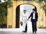 Ils clament leur amour pour Hanoi dans leurs albums de mariage