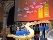 Le Nouvel An vietnamien célébré à Paris