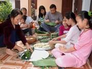 Le Têt traditionnel - racine culturelle des Vietnamiens