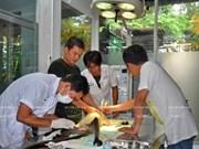 Au centre de sauvetage des animaux sauvages de Cu Chi