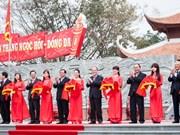 Commémoration de la victoire de Ngoc Hoi-Dong Da à Hanoi