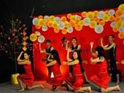 Les étudiants vietnamiens fêtent le Têt à Strasbourg