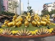 HCM-Ville: les rues aux fleurs et aux livres attirent plus de 1,5 million de touristes