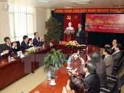 Le PM formule ses vœux du Nouvel an à la Banque des politiques sociales