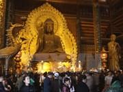 Ouverture de la Fête de la pagode Bai Dinh